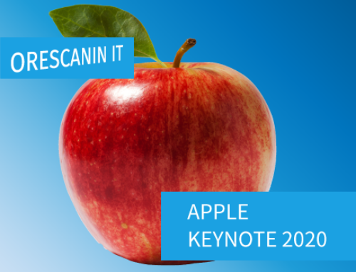 Apple Keynote 2020